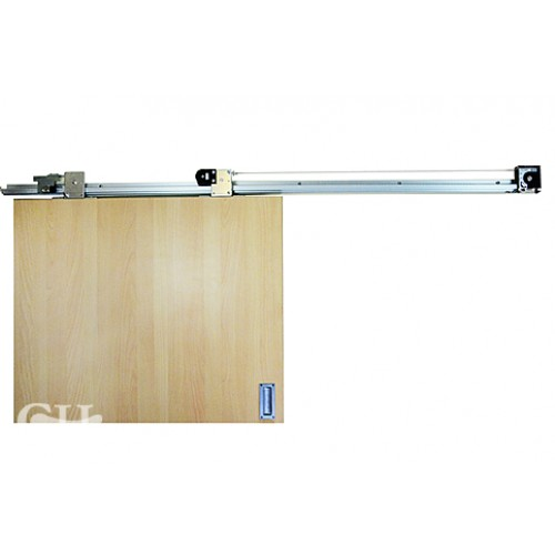 Self Closing Sliding Door Gear With Optional Delayed