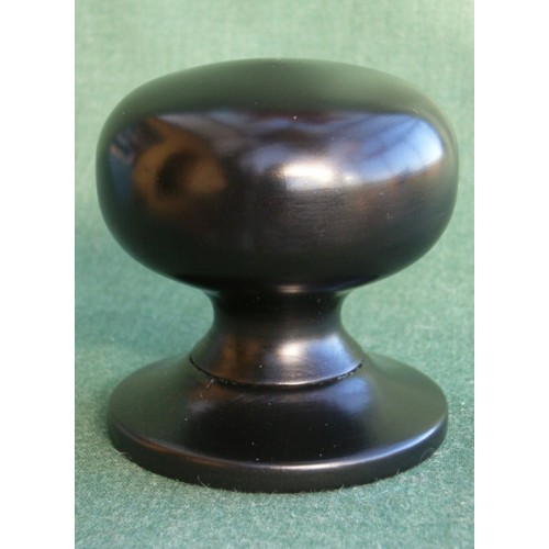 Ebony example  Atholl Wooden Mortice or Rim Door Knobs in Oak Walnut Mahogany and  . Oak Cupboard Door Knobs Uk. Home Design Ideas