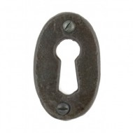 oval escutcheon beeswax