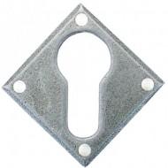 pewter euro escutcheon