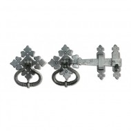 from the anvil shakespear latch set pewter