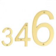 Arial Font Numerals