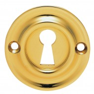 delamain key hole escutcheon
