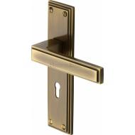 Keyhole Lock