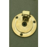 blanking pulley brass