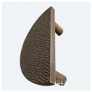 Med Antique Brass Ethiopian Shagreen