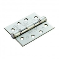 QUALITY 316 Stainless Steel 100x76mm Ball Bearing Hinge