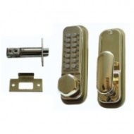 codelocks code lock brass