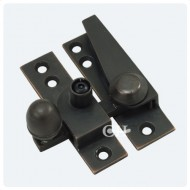 Distressed Oil Rubbed Bronze
