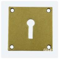 Aged Brass Key