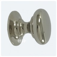 polished nickel cupboard knobs