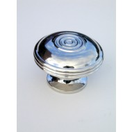 large bloxwich cupboard knob nickel