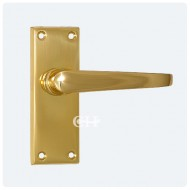 brass latch furniture