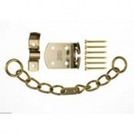 door chain brass