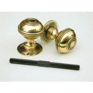 bloxwich door knobs brass