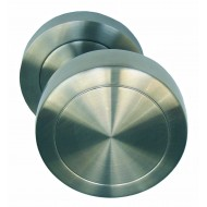 stainless steel cranked knobs