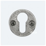 Finesse Design Pewter Euro Escutcheons