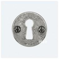 Finesse Design Pewter Keyhole Escutcheons