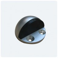 SAA Aluminium Hooded Floor Door Stop