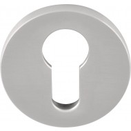 Formani FOLD Stainless Steel Euro Escutcheon