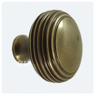 Antique Brass Unlaquered