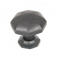 Anvil Octagonal Cupboard Door Knobs