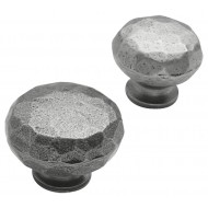 Anvil Hammered Cupboard Door Knobs