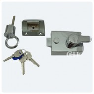 chrome yale type nightlatch