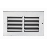 intumescent air transfer grille covers