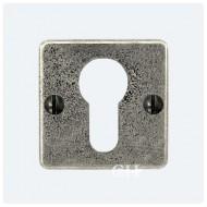 finesse design square euro escutcheon