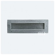 pewter letterbox