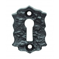 black antique escutcheon