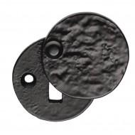 black antique escutcheon