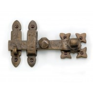 bronze gate latch