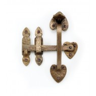 bronze thumb latch