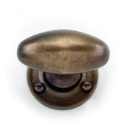 Bronze Rim or Mortice Door Knobs