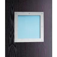square vision panel