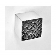 Philip Watts Snakeskin 30mm Cabinet Knobs Aluminium Brass Or Bronze