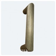 Rocky Mountain Flute Door Pull Handles. Various Finishes.