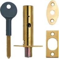 brass door security bolt