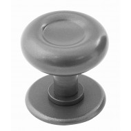 Stonebridge Stroud Hand Forged Steel Centre Door Knobs