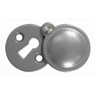 Stonebridge Hand Forged Steel Covered Key Escutcheons