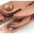 Satin Copper Unlaquered