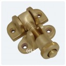 Croft Brighton Sash Fastener in Brass Bronze Chrome or Nickel