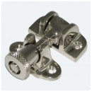 Croft Brighton Sash Fastener in Chrome or Nickel Brass or Bronze