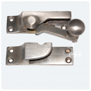 Croft Straight Arm Sash Fastener in Brass Bronze Chrome or Nickel