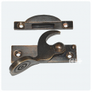 Croft Claw Sash Fastener in Bronze Brass Chrome or Nickel