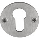 Formani ONE/TWO Stainless Steel Euro Escutcheon