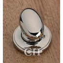 British Handmade Stepped Turn And Release in Chrome Nickel Brass or Bronze