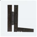 HL Door Hinge Beeswax 3 inch